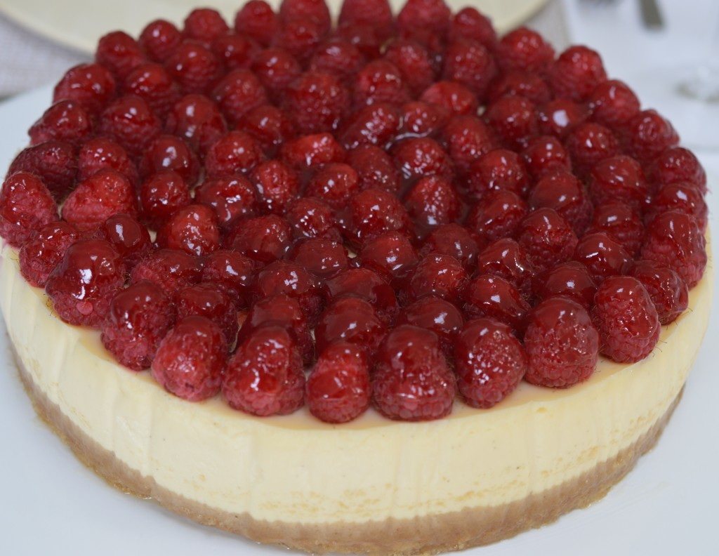 Cheesecake - glazed