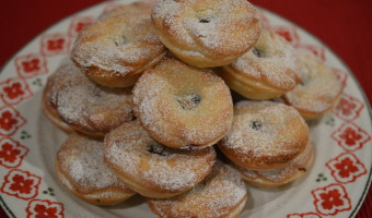 Viennese Mince Pies